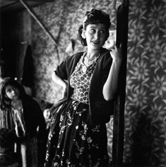 Atelier Robert Doisneau | Robert Doisneau's photo archives. - Gypsies