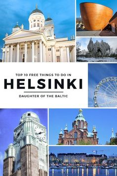 Here are the top 10 FREE things to do in Helsinki, Finland Mehr