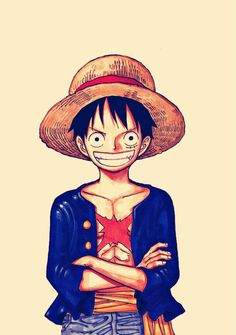 Browse ONE PIECE Monkey D. Luffy collected by Ahmed Kogee and make your own Anime album. Manga Anime, Anime Art, One Piece Manga, Walpaper One Piece, One Piece Tumblr, Mugiwara No Luffy, Ace Sabo Luffy, One Peace, The Pirate King