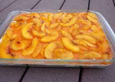 Callie's Peach Dessert