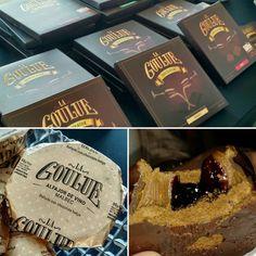 Y bue... Los gustos hay que darselos... @lagouluechoco además de sus clásicos chocolates rellenos incorporó Alfajor de Vino Malbec