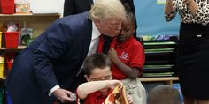 These First-Graders Reacting To Trump Are All Of Us