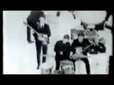 Beatles 1964 original trailer for A Hard Days Night