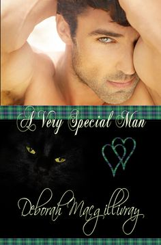 new cover for my novella - A Very Special Man