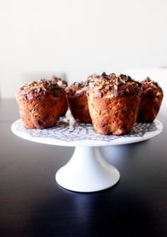 Clouds Magazine – Quarterly online Lithuanian food bloggers magazine » Breakfast Muffins with Pistachios