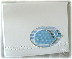 Oh Whale! by pennysmiley - Cards and Paper Crafts at Splitcoaststampers