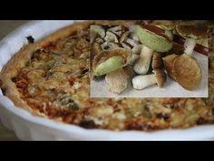 Pizza z Borowikami prosty sprawdzony przepis - YouTube