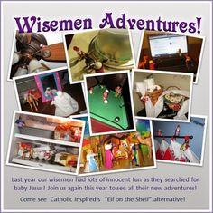 Wisemen Adventures - Again this year ~ Sooo much fun!! - Catholic Inspired