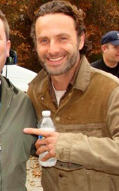 Andrew Lincoln. He looks amazing no matter what he does.