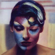 Linda Evangelista: Homage to Jawlensky (1992)