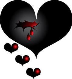 I love Christy Broken Heart Pictures, Broken Heart Drawings, Broken Heart Art, Broken Hearts Club, Shattered Heart, Heart Images, Heart Wallpaper, Love Wallpaper, Bleeding Heart Tattoo