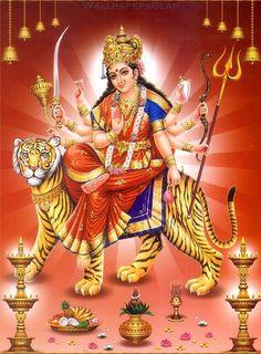 Goddess Maa Durga, Hindu Gods and Goddesses Lord Durga, Durga Ji, Saraswati Goddess, Goddess Lakshmi, Maa Durga Photo, Maa Durga Image, Durga Images, Lakshmi Images, Maa Durga Hd Wallpaper