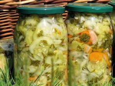 Sałatka z ogórków na kolorowo - zdjęcie 2