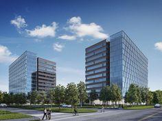 West Houston/Energy Corridor, Houston Energy Corridor booms: Swedish giant plans big office building