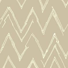 Peaks (Sand) - Abstract Geometric Fabric - The Textile District design to custom print for home decor, upholstery, and apparel. Pick the ground fabric you need and custom print the designs you want to create the perfect fabric for your next project. https://thetextiledistrict.com #designwithcolor #fabrics #interiordesign #sewing