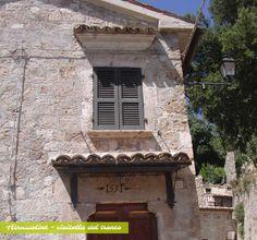 Old house.  #viviabruzzo www.abruzzolink.com