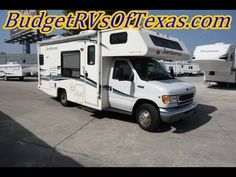 2001 Jamboree Class C That Is Ready To Take You Far And Away! With sleeping for up to six, cold A/C and onboard generator you are set for adventure where ever the road takes you! With only 53K on the ODO this gas powered home on the road has loads of fun and excitement left in it!  See more at BudgetRVsOfTexas.com