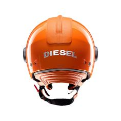 Diesel retro helmet