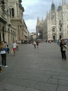 I used to work in Milan..Good times.