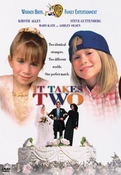It Takes Two  This was one of my FAVORITE Movies!! My mom brought it home when I was sick when I was little and I watched it at least 2, maybe 3 times in a row! Ha! I would quote along with the whole movie!