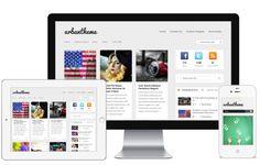 Urban A Grid Style Responsive Magazine WordPress Theme
