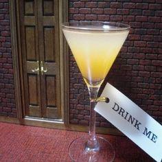 Alice in Wonderland Cocktail Recipe