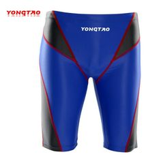 c20433cf2c 2017 Swimwear Men Shorts swimsuit Competitive Bathing suit Competition Trunk  Waterproof Beach Tight Briefs Plus Size Red Black