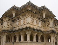 Architecture, Kumbhalgarh Fort | by Dey