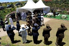 Nelson Mandela funeral in Qunu, South Africa - Nelson Mandela funeral: Family, leaders and celebrities say final farewell - NY Daily News