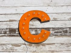 """24"""" Wood Letter Marquee Vintage Inspired.... Numbers A B C D E F G H I J K L M N O P Q R S T U V W X Y Z on Etsy, $79.90"""
