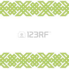 Geometric frame Stock Vector - 10664947