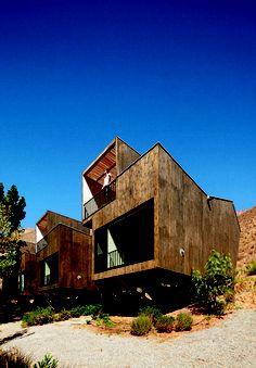 Elqui Domos hotel _ RDM Arquitectura