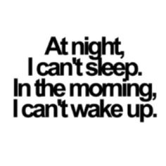 Every night and every day!!