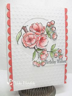 Birthday Wishes by justcrazy - Cards and Paper Crafts at Splitcoaststampers