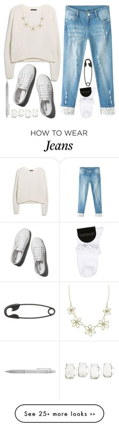 """Jeans"" by berina-2000 on Polyvore"