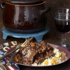 Braised Short Ribs with Parsnips --   From Country Living -- A classic braise, short ribs are simmered in mixture of red wine, chopped tomatoes, and herbs until the meat is rich in flavor and falling-off-the-bone tender.