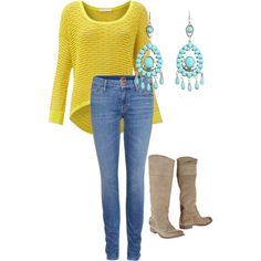 Untitled #5, created by maria-calcei on Polyvore