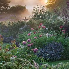 morning mist... those we hold closest to our hearts never truly leave us...