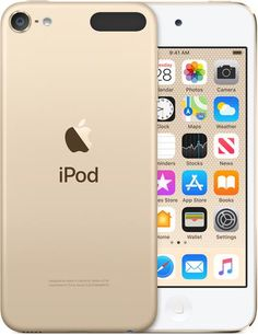 Shop Apple iPod touch® Player Generation Latest Model) Gold at Best Buy. Find low everyday prices and buy online for delivery or in-store pick-up. Ipod Touch Cases, Bling Phone Cases, Ipod Cases, Apple Inc, Radios, Group Facetime, Augmented Reality Apps, Bluetooth, Zoom Iphone