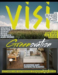 Visi Magazine, South Africa No.72