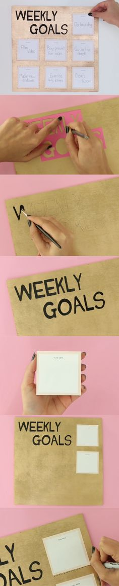 Daily, Weekly or Monthly Goals Part 2|Nim C
