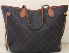 412909e8e790 Auth Louis Vuitton Monogam Neverfull MM Shoulder Bag•US Seller•Final  Reduction• Louis