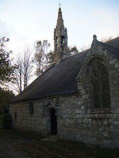 La chapelle Lanriot Pont Aven