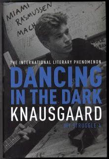 Dancing in the Dark, Karl Ove Knausgaard - front cover