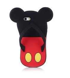 IPhone 5 5S case Disney slippers iphone cases