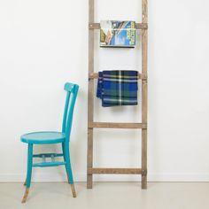 Toalheiro escada madeira acess rios banho zara home brasil banheiros pinterest - Escalera decorativa zara home ...