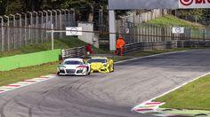 2014 italian GT Championship  - Audi r8 and Lamborghini Gallardo