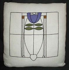 Roycroft Tulip Pillow Kit