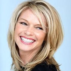 hairstyles+for+women+in+their+40's | Haircuts For Women In Their 40s - Best Haircuts For Women Over 40 ...