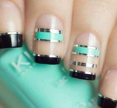 Black & turquoise YessCM